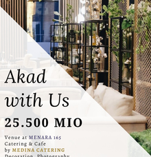 Package Akad New Normal  by HR Team Wedding Group