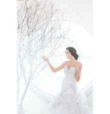 Bridal Editorial by Roche Photography