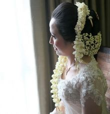 The Blushing Bride And Her Mother by Arthaputri Atelier
