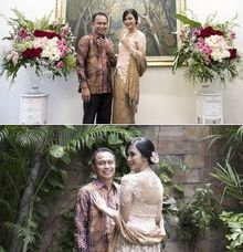 Dwika's Engagements by Seserahan by Rose Arbor
