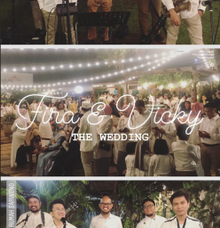 Wedding of Fira & Vicky by Ibee Music