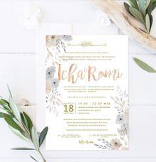 Icha & Romi Wedding by ids.design