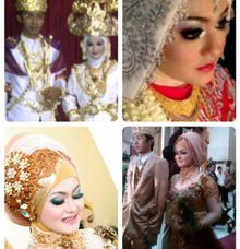 Wedding make up lampung by Wahyuaji Management Bandung