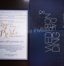 Dance and Party by Queenie Invitation