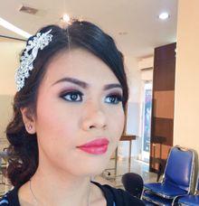 Bridal make up by Florita Make Up Artist