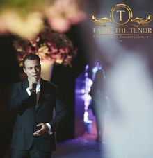 Wedding in Shangrila Surabaya by Tarik The Tenor ( The Luxury Entertainment )