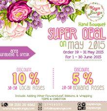 Price Promotion by Kaya Bunga