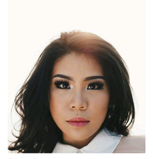 Album single Clarisa Dewi  runner up X factor 2015 by Makeup by Lutvina