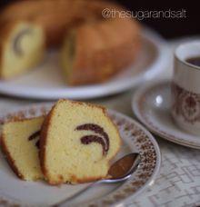 Marble cake by Sugar&Salt