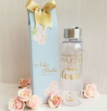 Plastic Bottle - Niko & Stella by Red Ribbon Gift