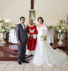 Wedding #rudyintansayido by Angela Chung Design