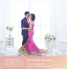 Wedding Celebration Festival November 2017 by Michelle Bridal