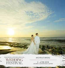 Indonesia International Wedding Festival by Michelle Bridal