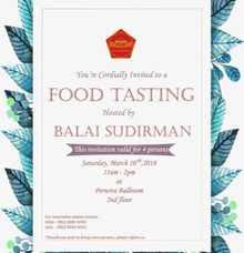 Food Testing by DPS Catering
