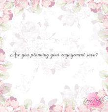 Engagement Package by Rose Petal Weddings