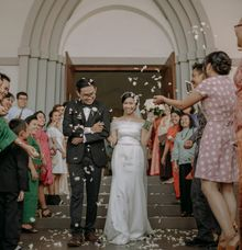 Wedding Of Marsel & Eric by La Sposa