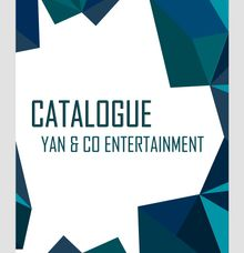 DIGITAL CATALOG by Yan & Co Entertainment