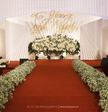 Tio & Lilik Wedding by XOXO Design