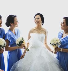 Andy & Yongyong wedding by Cynthia Kusuma