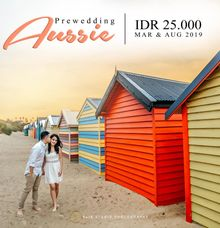 Australia Open Trip Package by Klik Studio