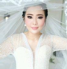 Wedding of Mrs.Alice by StevOrlando.makeup