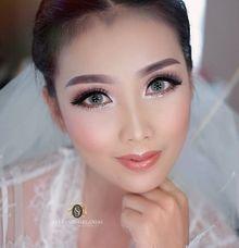 Wedding Makeup For Ms. Tasha by StevOrlando.makeup