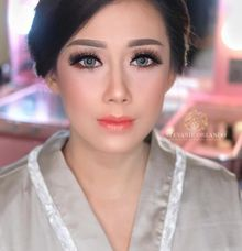 Makeup Sister Of Bride Ms. Rika By Stev by StevOrlando.makeup