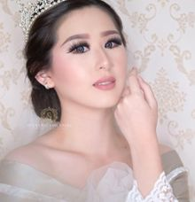 Wedding Makeup For Ms. Sharon By Stev by StevOrlando.makeup
