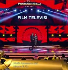 Panasonic Gobel Awards 2017 by Hanny N Co Orchestra