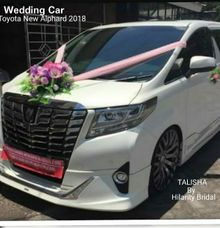 TALISHA Wedding Car by TALISHA