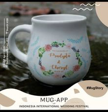 Wedding Pradipta&Cheryl by Mug-App Wedding Souvenir