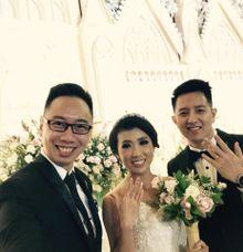 Denny & Ivonne Wedding - Puri Begawan Bogor by Mosandy Esenway management