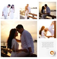 Love Is.... by Gorgeous Bridal Jakarta