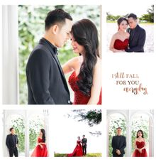 I Still Fall For You Everyday ❤ by Gorgeous Bridal Jakarta