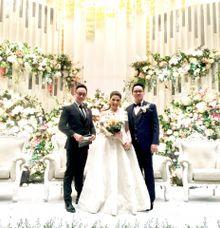 Agus & Patricia Wedding - Grand Mercure Kemayoran Jakarta by Mosandy Esenway management