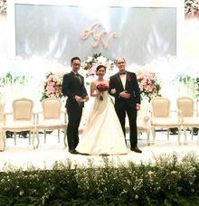 Andy & Nalurita Wedding - Shangrila Jakarta by Mosandy Esenway management