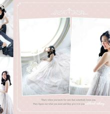 Love Never Give Up ❤ by Gorgeous Bridal Jakarta