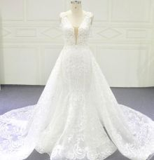 New Elegant Wedding Gown Collection 2019 by D BRIDE