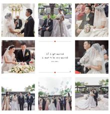 If I Get Married I Want To Be Very Married.. ❤ by Gorgeous Bridal Jakarta