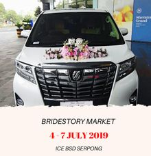BRIDESTORY MARKET 2019 by Michael Wedding Car