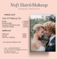 Price List by nofimua