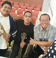 Trio by David Hartono and Friends