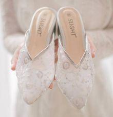 Stunning White Wedding by SLIGHTshop.com