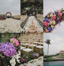 Budhist Wedding by Geoval Wedding