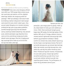 Expect Nothing, Appreciate Everything ❤ by Gorgeous Bridal Jakarta