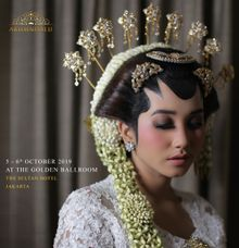 Golden Ballroom Love Story On 5-6 Oktober 2019 by Arum Ndalu Sanggar Rias Pengantin