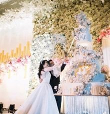 Herwin & Vania by Evergreen Cake Boutique
