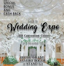 Invitation by SAVERO WEDDING BOGOR
