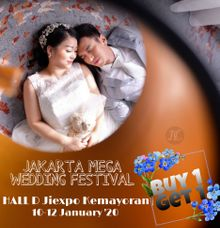 WEDDING EXPO PRJ  Stand 35D by JCL FOTO BRIDAL SALON
