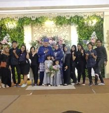 The Wedding Tya & Gilang by Point One Wedding Organizer
